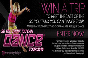 So You Think You Can Dance Contest