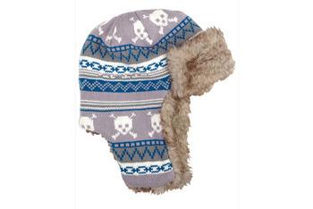 Jojo skull trapper hat, Delias.com, $24.50