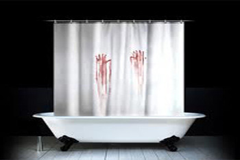 Bloody Shower