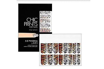 Sephora Chic Print for Nails, $15, Sephora.com