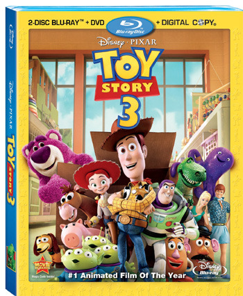 Toy Story 3: 2-Disc Blu-ray