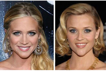 Separated at Birth: Brittany Snow and Reese Witherspoon