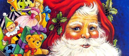 Feature santa claus feat