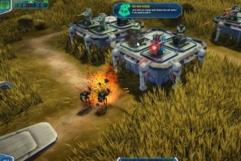Clone Wars Adventure turret defense