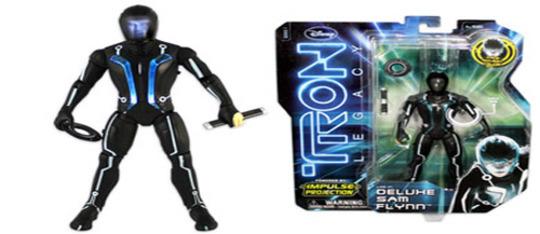 Tron Legacy Deluxe Sam Flynn