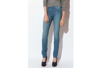 Cheap Monday skinny jeans in Sky, $65, Urban Outfitters