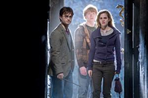 Dan Radcliffe and Emma Watson