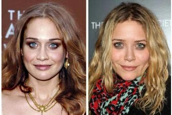 Separated at Birth: Fiona Apple and Mary-Kate Olsen