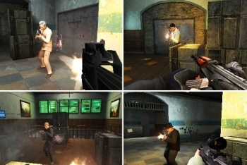 Goldeneye 007 multiplayer