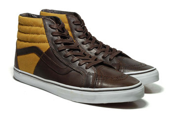 Vans Filson leather sneakers, $109
