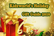 Kidzworld's Holiday Gift Guide 2010