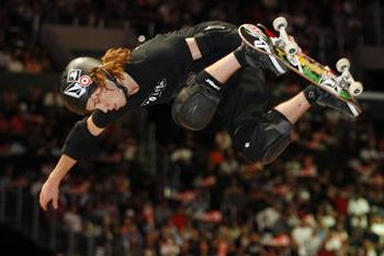 Skater Shaun