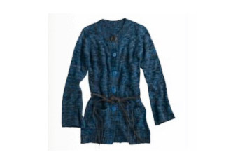 Dream Out Loud by Selena Gomez belted cardigan, $26, at Kmart