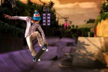 Tony Hawk Shred air tricks