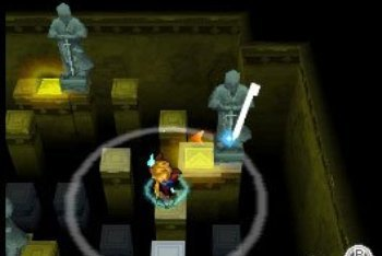 Golden Sun: Dark Dawn psynergy puzzle