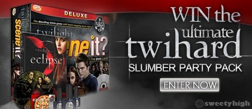 Twilight Eclipse Prize Pack Giveaway