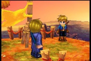 Golden Sun: Dark Dawn old heroes