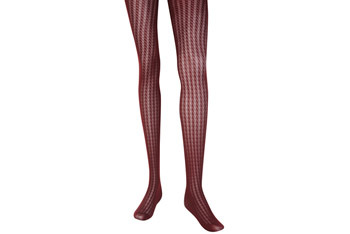 Horizontal and slanted striped tights, $5.80, Forever21.com