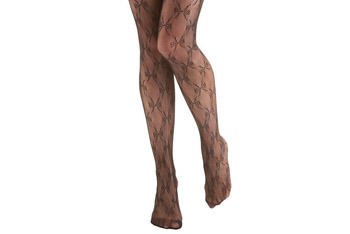 Put on a Bow tights, $13.99, ModCloth.com