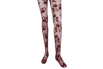 Lace mesh fashion tights, $5.80, Forever21.com