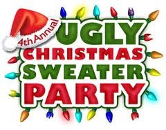 Have your own ugly Christmas sweater party!