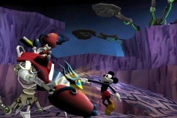 Epic Mickey screenshot