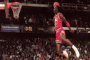 Michael Jordan Bio