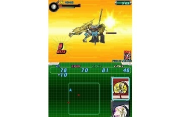 Bakugan: Defenders of the Core screenshot bakugan brawl