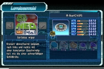 Beyblade Metal Fusion: Battle Fortress screenshot stats