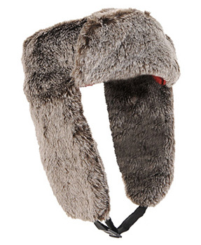 Faux Fur Trapper Hat, $12.90, at Forever21