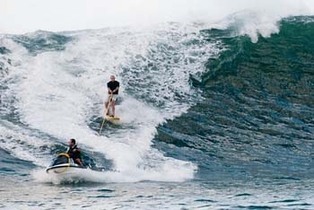 New Way to Surf