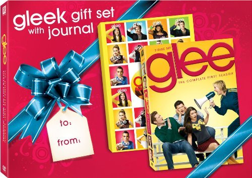 Glee Season 1 Gift Set with Journal, $40, at Amazon.com