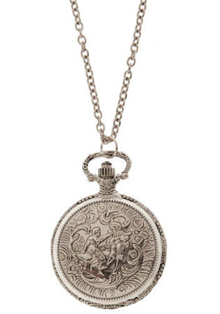 Antoine Watcheau Necklace, $24.99, at ModCloth.com