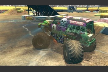Monster Jam Path Of Destruction Wii Game Review