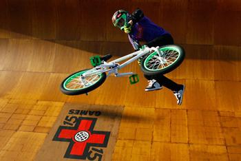 Jamie Bestwick: BMX Master