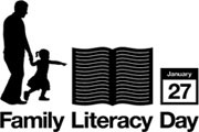 January 27 is Canadian Family Literacy Day