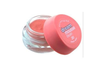 Maybelline Dream Mousse blush in Peach Satin, $6.99
