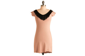 So Fringin' Cute dress, $49.99, at ModCloth.com