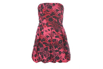 Animal prom dress, $30, at NewLook.com