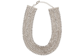 Chunky collar necklace, $12.80, at Forever21.com