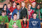 Preview glee christmas pre