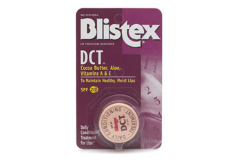 Blistex Medicated Lip Conditioner SPF 20, $2.19, at Drugstore.com