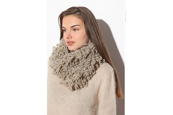 Staring at Stars Loop Cowl scarf, $34, at UrbanOutfitters.com