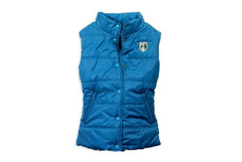 Puffer vest, $29.95, at American Eagle