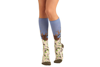 Stag You're It socks, $24.99, at ModCloth.com
