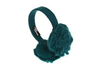 Winter Bloom earmuffs, $27.99, at ModCloth.com