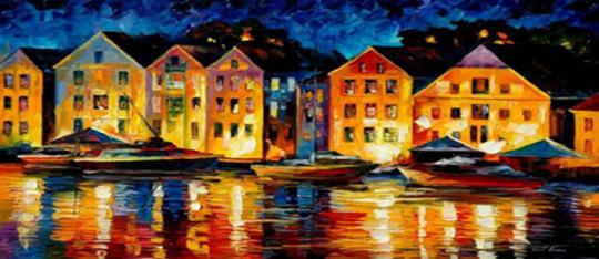 Feature paint article