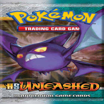 Pokemon TCG: HS-Unleashed