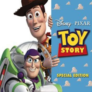 Toy Story on Special Edition Blu-ray