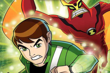 Ben 10 Alien Force: Volume 6